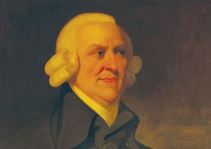 Adam Smith Adam Smith The Morality of the Invisible Hand Standpoint