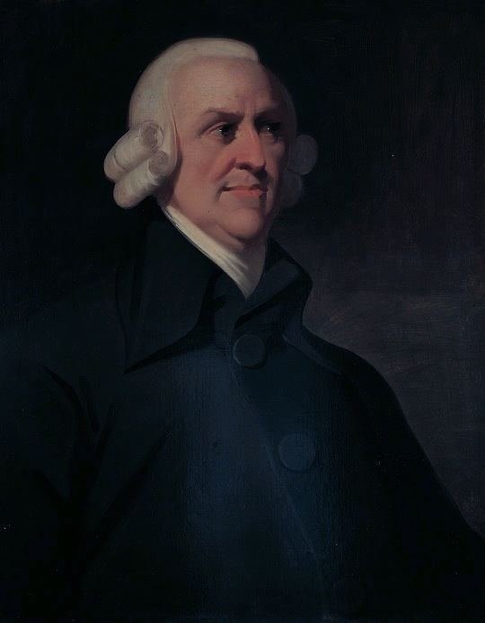 Adam Smith Adam Smith Wikipedia the free encyclopedia