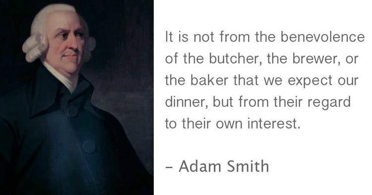 Adam Smith Adam Smith as a Moral Philosopher Fact Myth