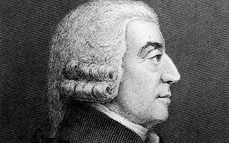 Adam Smith Adam Smith And Moral Capitalism Business Superstar