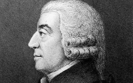 Adam Smith The Oxonian Review Adam Smith A Moral Philosopher