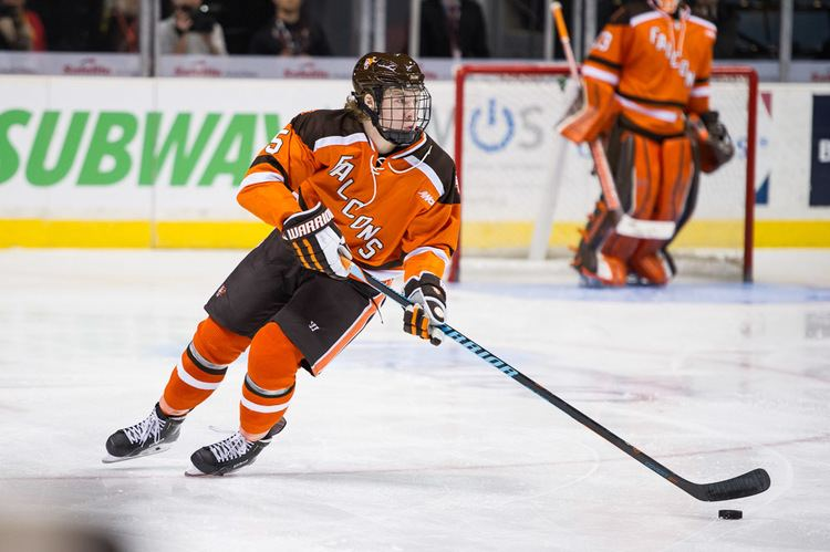 Adam Smith (ice hockey) Adam Smith drafted by Nashville in 2016 NHL Entry Draft BGSUHockeycom