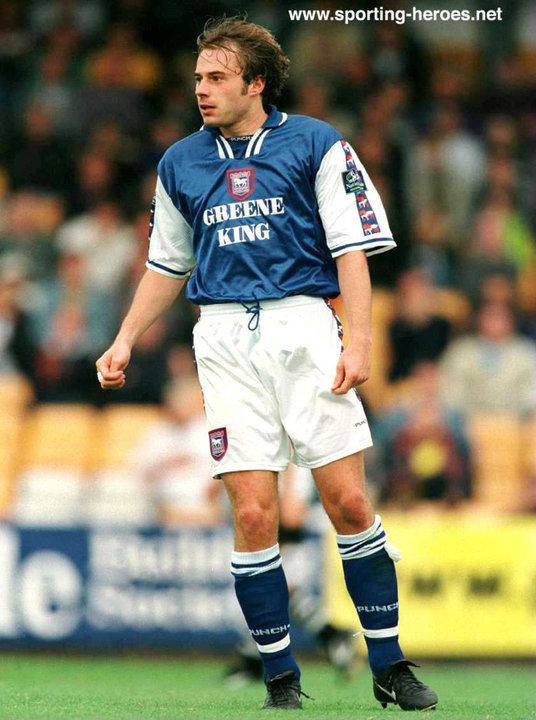 Adam Tanner (footballer) Adam TANNER League appearances Ipswich Town FC