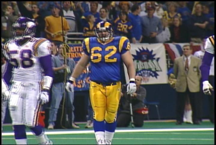 Adam Timmerman Adam Timmerman brings Super Bowl football back to Cherokee Iowa