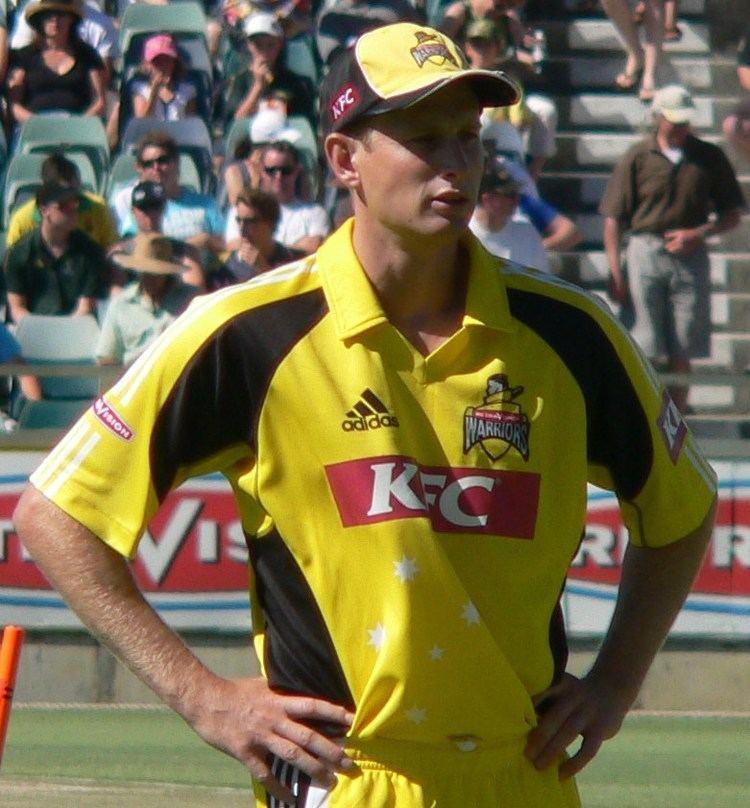 Adam Voges (Cricketer)