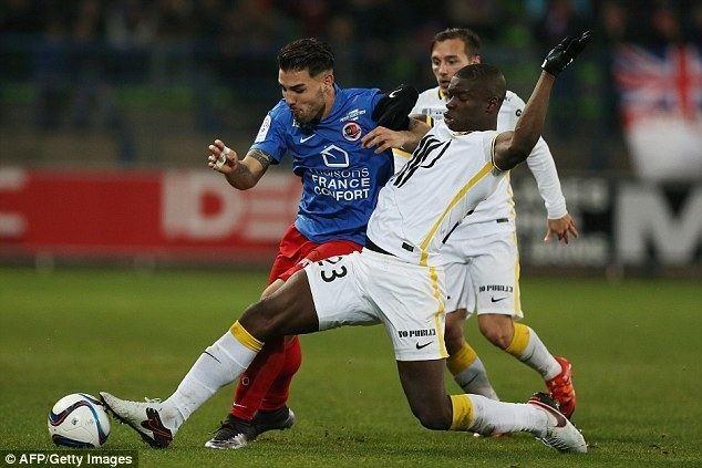 Adama Soumaoro Sunderland monitoring Lille defender Adama Soumaoro during Premier