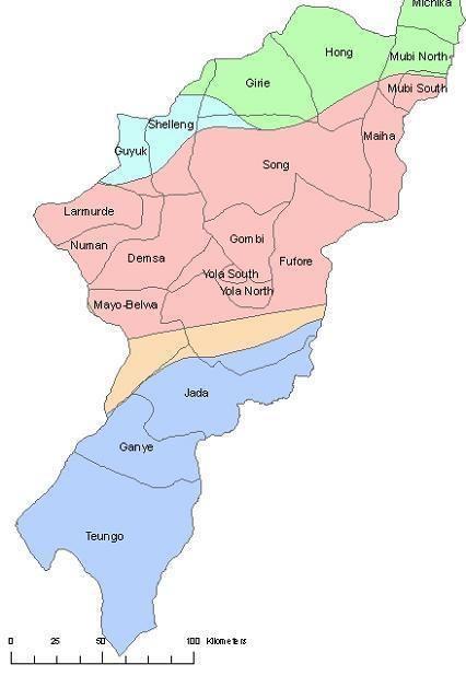 Adamawa State Adamawa State of Nigeria Nigeria Information Guide