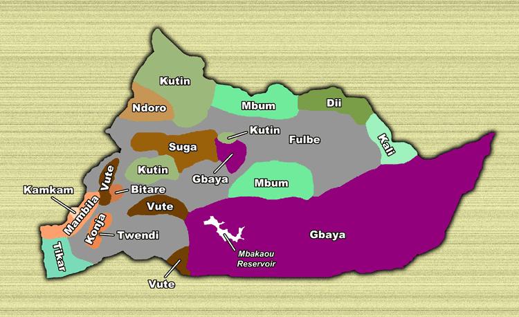 Adamawa State in the past, History of Adamawa State