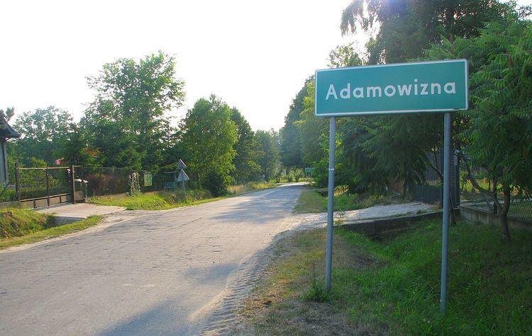 Adamowizna, Masovian Voivodeship