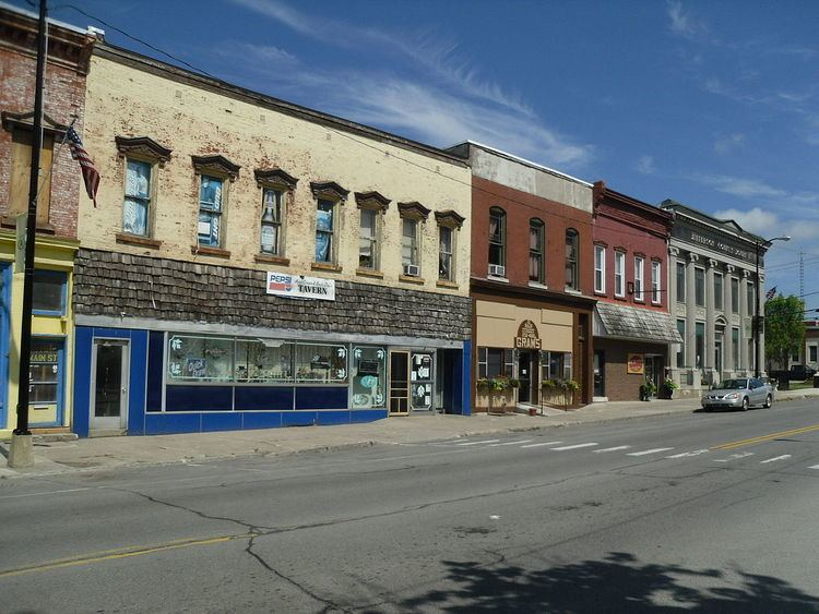 Adams Commercial Historic District