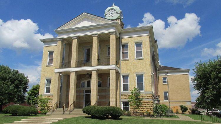 Adams County Courthouse (Ohio) httpsuploadwikimediaorgwikipediacommonsthu