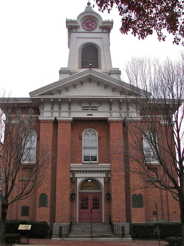 Adams County Courthouse (Pennsylvania)