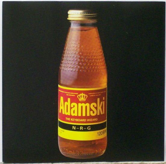 Adamski Adamski Records LPs Vinyl and CDs MusicStack