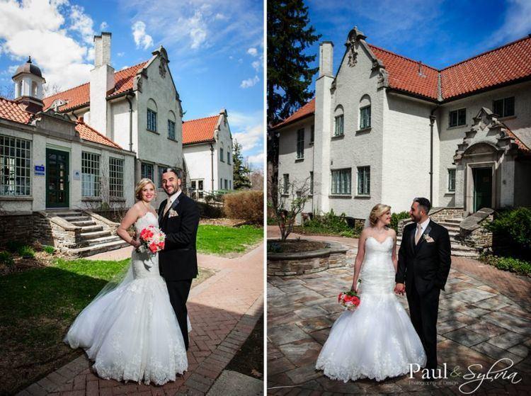 Adamson Estate Adamson Estate Wedding photos of Mississauga Spring Wedding