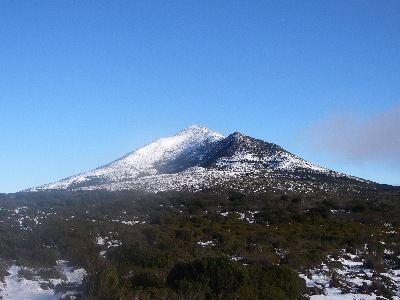 Adamsons Peak Wildtiger Adamsons Peak
