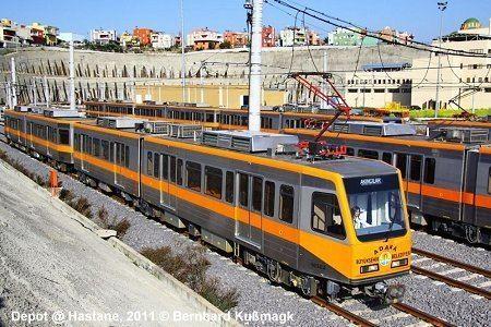 Adana Metro UrbanRailNet gt Asia gt Turkey gt Adana Metro