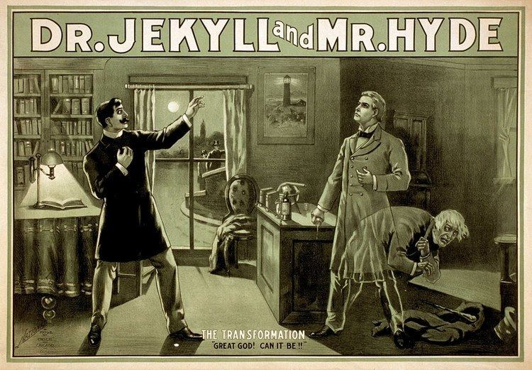 Adaptations of Strange Case of Dr. Jekyll and Mr. Hyde