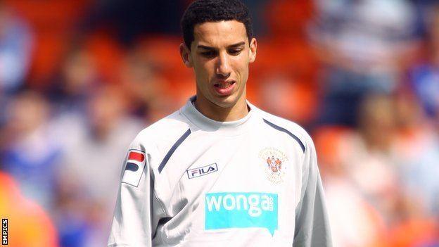 Adda Djeziri BBC Sport Blackpool sign Djeziri Noguera and Caton