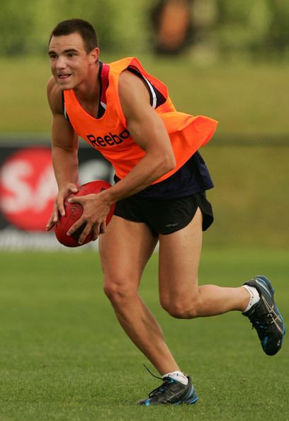 Addam Maric Addam Maric Photos Melbourne Demons Training Session