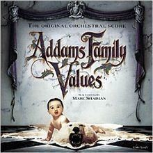 Addams Family Values: The Original Orchestral Score httpsuploadwikimediaorgwikipediaenthumb9
