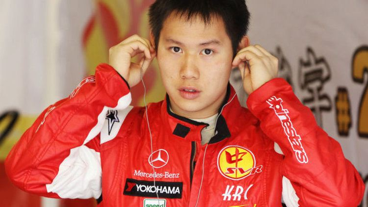 Adderly Fong Sauber hand F1 test debuts to Roy Nissany amp Adderly Fong