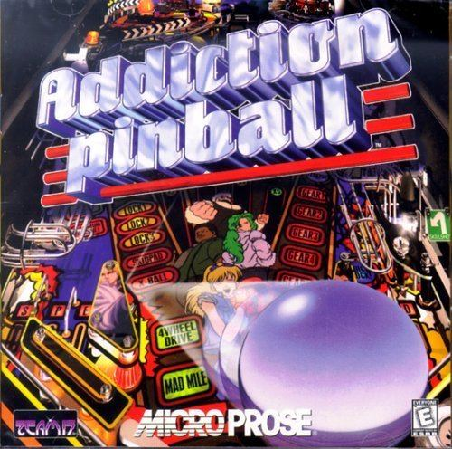 Addiction Pinball Amazoncom Addiction Pinball Software