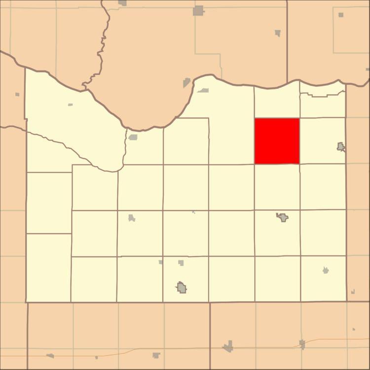Addison Township, Knox County, Nebraska
