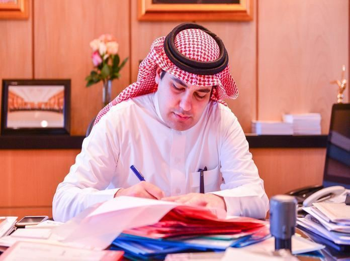 Adel Al Toraifi Youth is the future of our media Saudi Information Minister