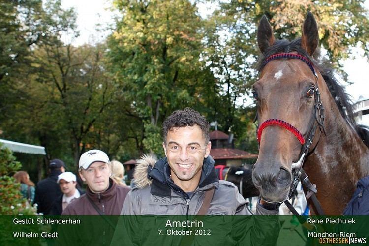 Adel Massaad Adel MASSAAD 50 NRW will jungen Reiterinnen Vollblut schenken