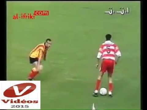 Adel Sellimi But Adel Sellimi tunis derby 1996 1 YouTube