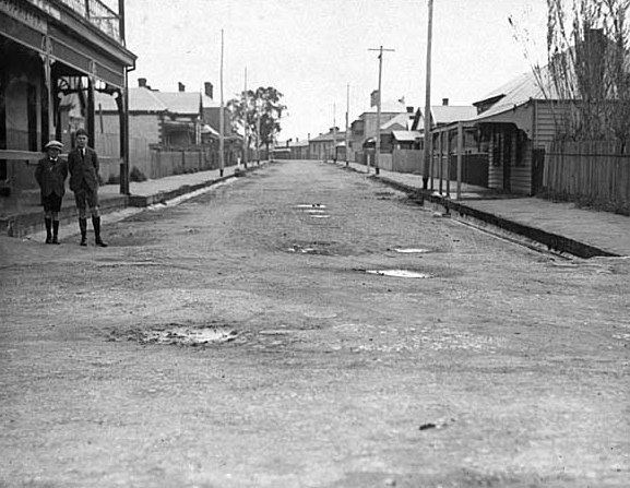 Adelaide in the past, History of Adelaide