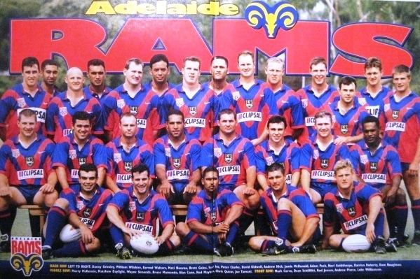 Adelaide Rams Adelaide Rams Posters
