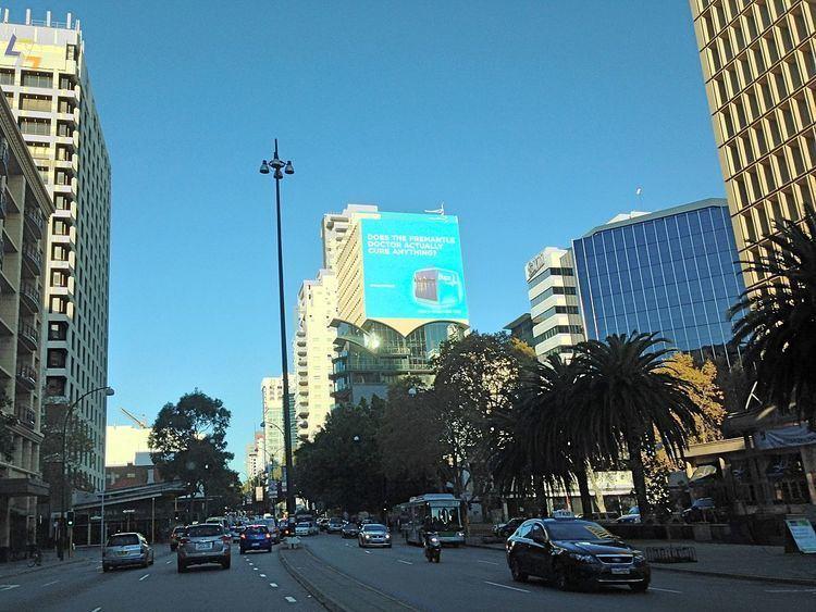 Adelaide Terrace