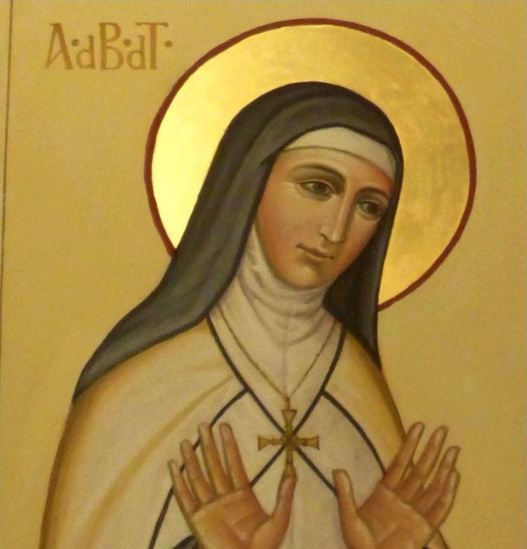 Adèle de Batz de Trenquelléon Home Marianist Sisters