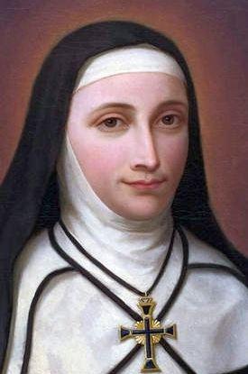 Adèle de Batz de Trenquelléon CatholicSaintsInfo Blog Archive Venerable Adle de Batz de