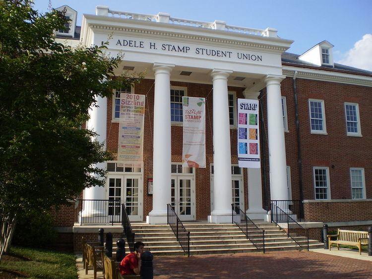 Adele H. Stamp Student Union
