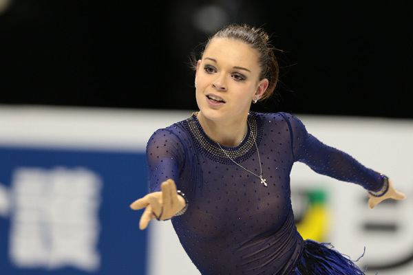 Adelina Sotnikova An Exclusive Interview with Russian figure skater Adelina