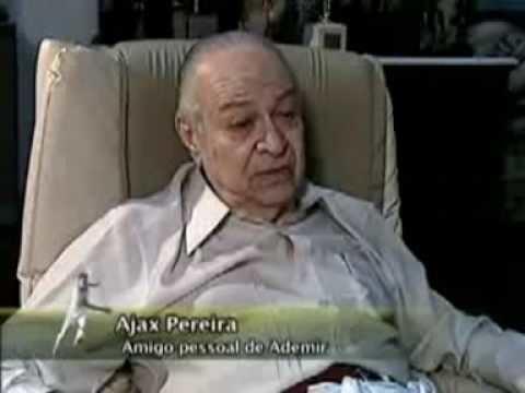 Ademir Marques de Menezes Ademir Menezes Um Artilheiro no meu corao Parte 12 YouTube
