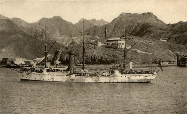 Aden in the past, History of Aden
