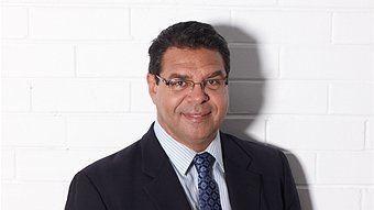 Aden Ridgeway Former Aboriginal politician urges youth to think big