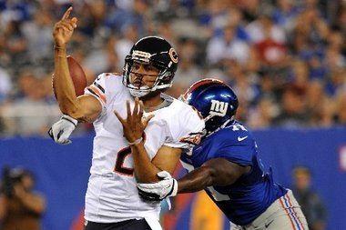Adewale Ojomo Giants39 rookie DE Adewale Ojomo turning heads with sacks
