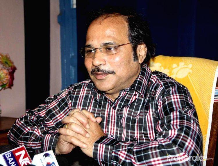 Adhir Ranjan Chowdhury unionministerofstateforrailwaysadhirranjan124492jpg