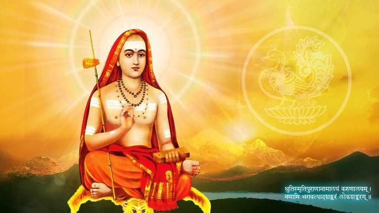 Adi Shankara adishankaracharyawallpaperjpg