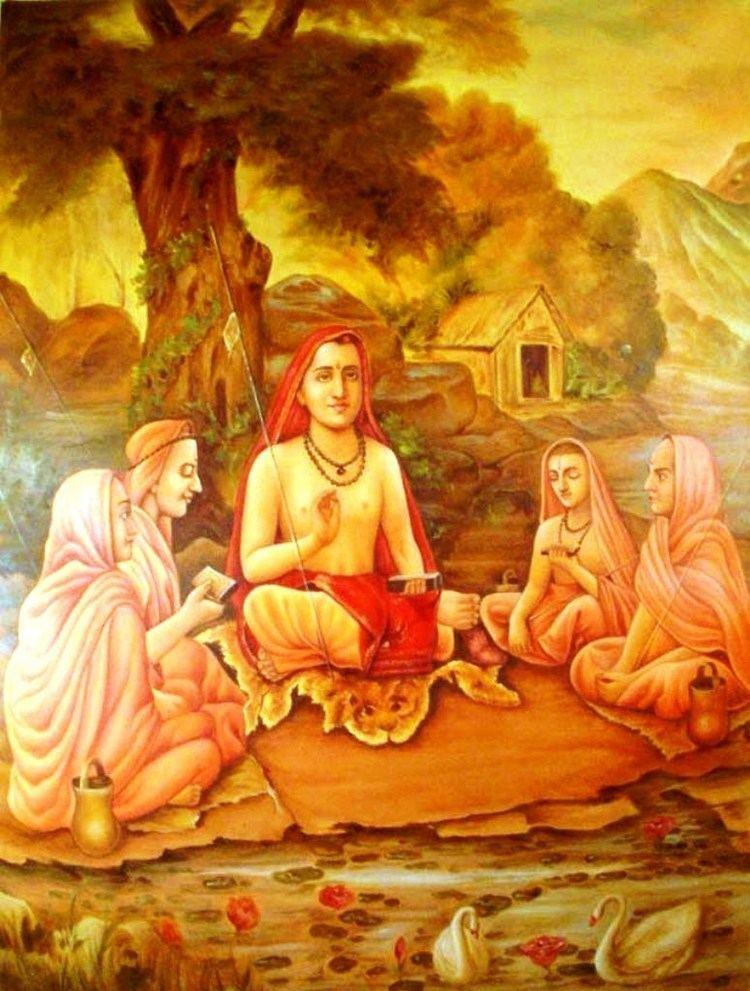 Adi Shankara Adi Shankara Shankaracharya Yoga Vidya International