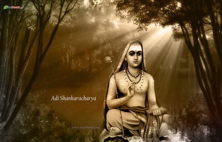 Adi Shankara Vivek Barun Guru Paduka Stotram Adi Shankaracharya