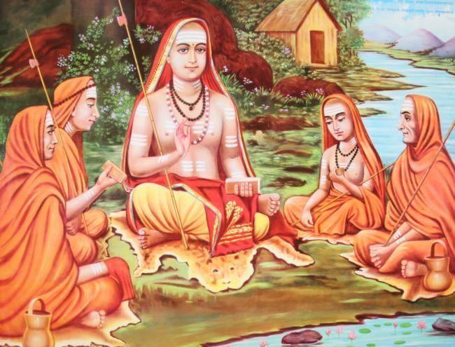 Adi Shankara ADI SANKARA Saints of India 788820 Women Exclusive