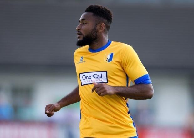 Adi Yussuf Mansfield Town striker Adi Yussuf raring to go after