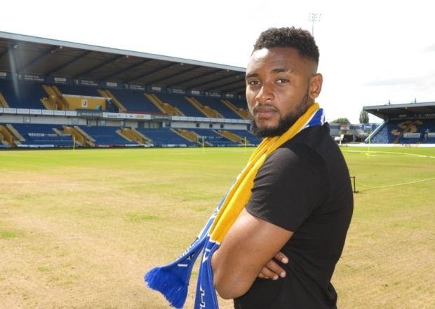 Adi Yussuf New Mansfield Town striker Adi Yussuf named in Conference