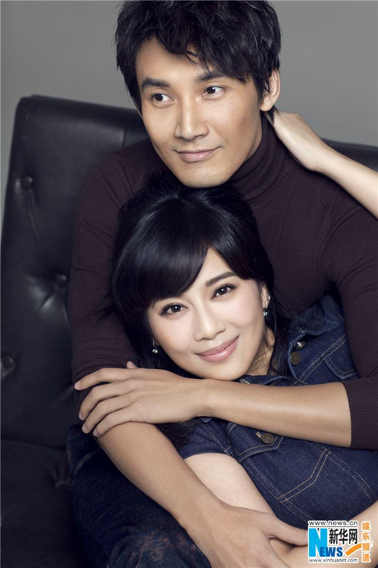 Adia Chan Sweet Zhang Duo Nnadia Chan couple Chinaorgcn