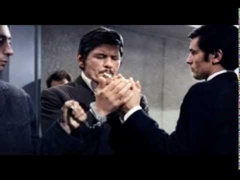 Adieu l'ami Musique film Adieu lami 1968 Alain Delon Charles Bronson